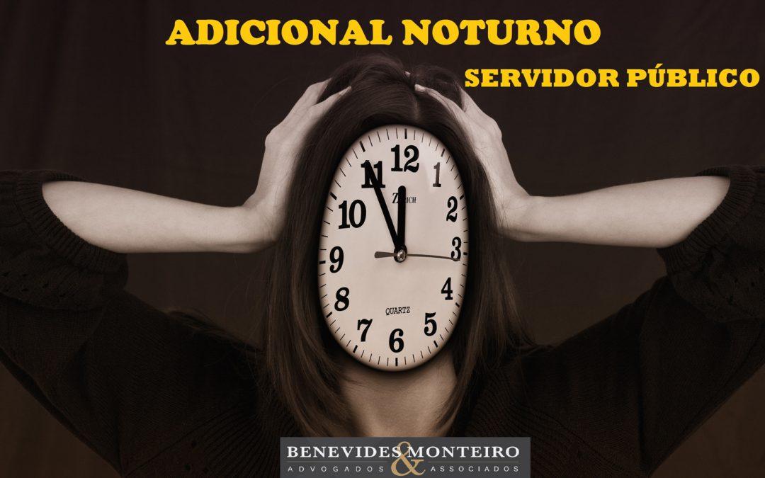 Adicional Noturno: Servidor Público