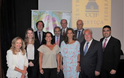 Países do Mercosul debatem sobre mineração e geologia em evento no CCJF