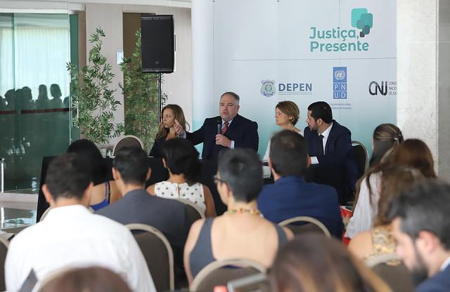 CNJ: Audiência de custódia – reunião para traçar ações de 2020*