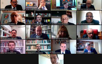 Ministros do STJ participam de webinário sobre perfil acadêmico dos juízes do Brasil