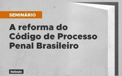 """Desembargadora Simone Schreiber participa de seminário sobre """"A reforma do Código de Processo Penal Brasileiro"""" em 15/9"""